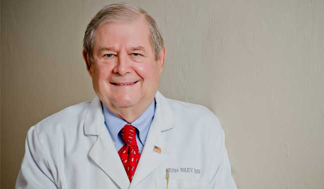 Dr. Keith Riley, DDS. Naples Florida dentist