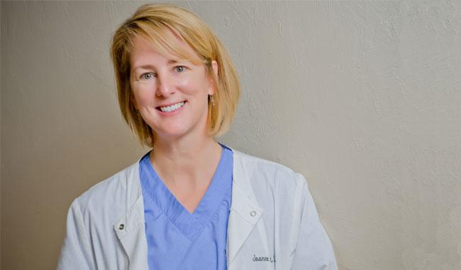 Joanne Novak Dental Hygienist Dr. Hansen's dentist office Naples, FL