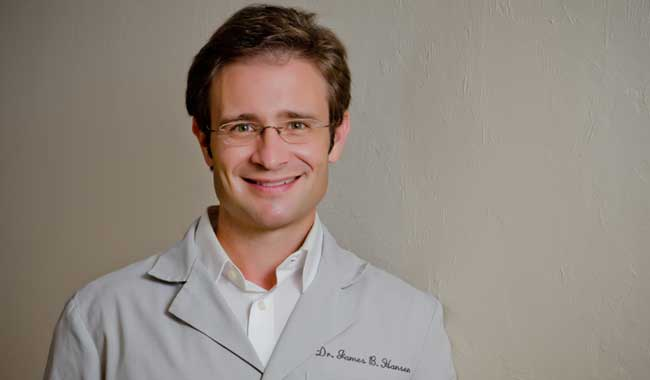 Dr. James B. Hansen DDS Naples, Florida Dentist